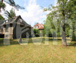 Dom wolnostojacy w Łagiewnikach