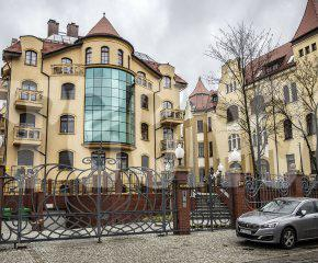 Apartament Krzyki Borek Racławicka