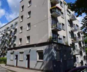 Kraków - Podgórze - ul. Potebni