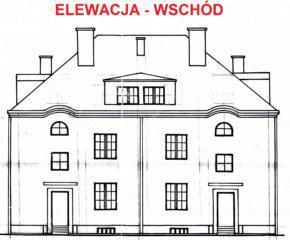 Dom bliźniak w prestiżowej części Mokotowa