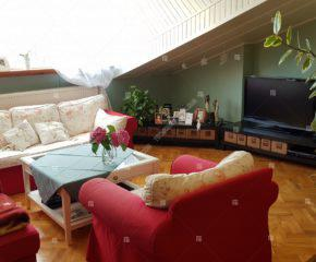 Stylowy apartament w odremontowanej kamienicy na Mokotowie