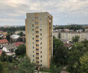 Dwa niezależne pokoje z balkonem