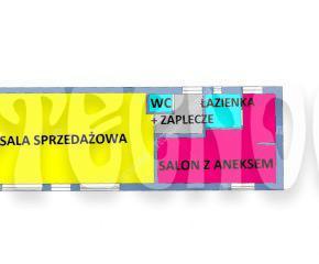 Kraków - Nowa Huta - ul. Kąkolowa - 100 m2