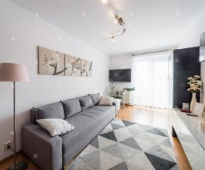 Atrakcyjne trzypokojowe mieszkanie