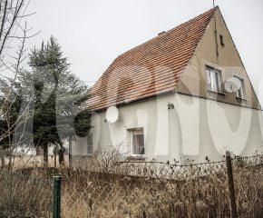 Parter domu Maślice Główna