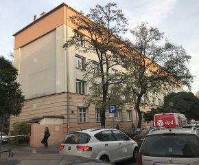 Kraków- Łobzów- ul. Śląska