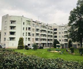 Kraków - Bieńczyce - ul. Fatimska , nowsze budownictwo