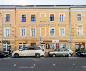 Kraków – Stare Podgórze – ul. Długosza