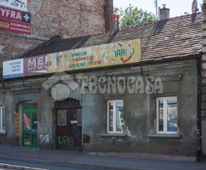 Kraków – Stare Podgórze – ul. Kalwaryjska