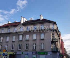 Kraków- Łobzów- ul. Friedleina