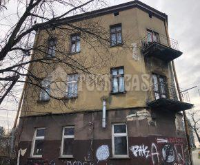 Kraków – Borek Fałęcki – ul. Zakopiańska - INWESTYCJA