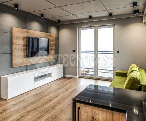Apartament 3 pokojowy Jesionowa/Innova z widokiem na Wrocław