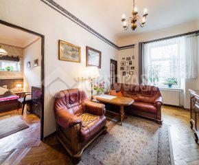 3 pokojowe mieszkanie w odrestaurowanej kamienicy