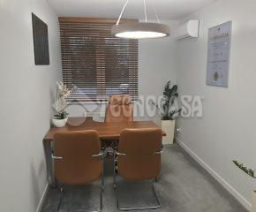 Wirtaulany spacer - lokal biurowy ul. Lotnicza