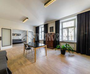 Przestronny apartament dla wymagającej pary, singla