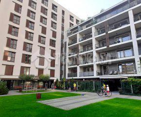 Dwa pokoje w nowym budynku przy metrze Pole Mokotowskie