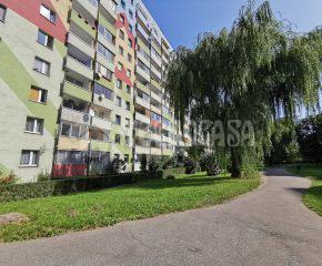 2 pokojowe mieszkanie w stanie b.dobrym, widok na panoramę Krakowa