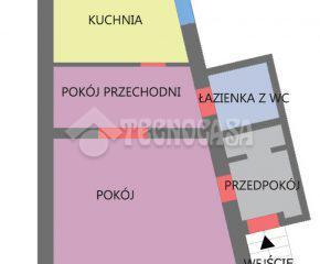 Kraków – Stare Dębniki – ul. Skwerowa