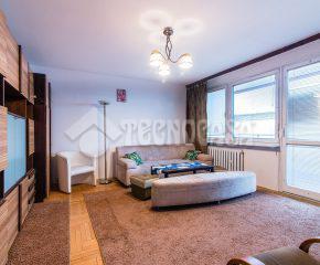 Widokowe 3-pokojowe mieszkanie na Bieżanowie!