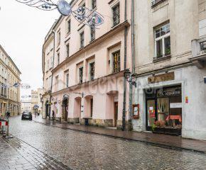 Kraków, Stare Miasto - ul. Bracka