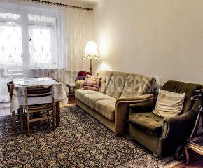 Mieszkanie dwupokojowe - ulica Krucza