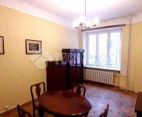 Trzy pokoje z balkonem w najbardziej ekskluzywnej części Mokotowa.