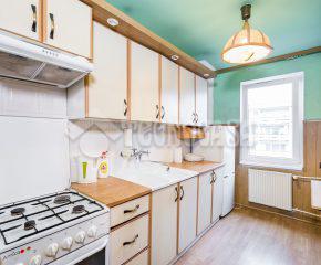 Mieszkanie w stanie dobrym. Doskonały układ pomieszczeń