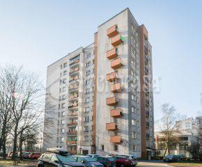 Kraków – Osiedle Podwawelskie – ul. Komandosów – 47,30 m2