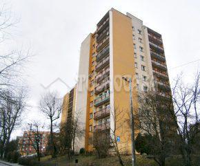 Trzy niezależne pokoje z balkonem