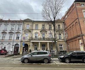 Przestronne mieszkanie z tarasem w centrum Krakowa