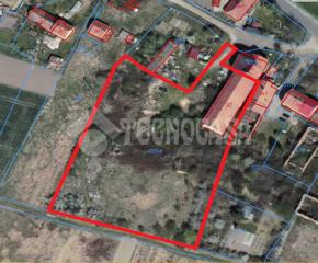 Działka budowlana w Samborzu - 7941 mkw