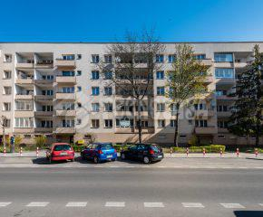 Kraków – Krowodrza – ul. Juliusza Lea