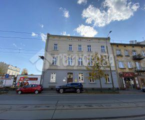 Kraków, Salwator - ul. Kościuszki