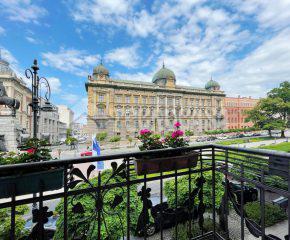 Apartamenty z widokiem na Plac Matejki