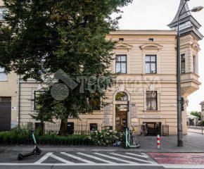 Kraków – Dębniki – Rynek Dębnicki – 17,51 m2