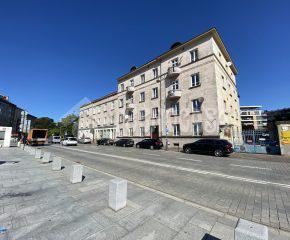 Kraków - Stare Miasto - ul. Powiśle