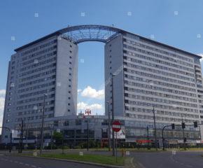 Kraków - Krowodrza - ul. Bratysławska - 2 miejsca postojowe