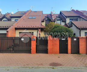 Przestronny dom szeregowy w okolicach ul. Łokietka
