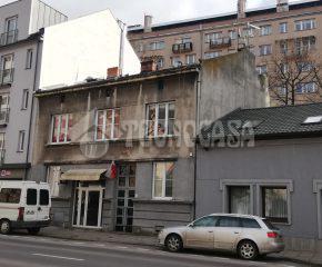 Działka inwestycyjna w sercu Krakowa