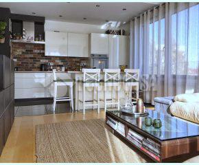 Luksusowy czteropokojowy apartament