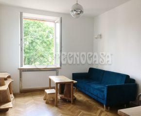 Stylowe i komfortowe mieszkanie przy Plantach