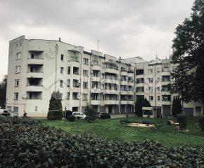 Kraków - Bieńczyce - ul. Fatimska