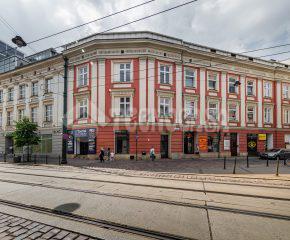 Kraków, Stare Miasto- ul. Zwierzyniecka