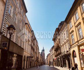 Kraków – Stare Miasto – ul. Floriańska – 140 m²