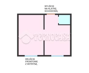 Lokal pod działalność usługową -  2 pomieszczenia