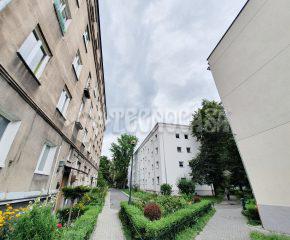 Kraków – Stare Grzegórzki – ul. Siedleckiego - 34 m2