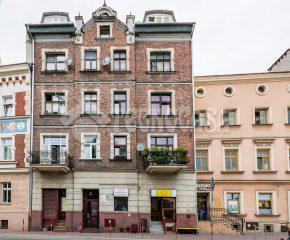 Kraków – Stare Dębniki – Rynek Dębnicki