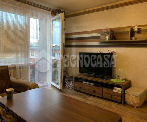 4-pokojowe mieszkanie z balkonem