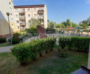 Dwa pokoje z balkonem w spokojnej okolicy