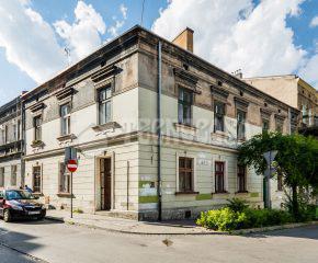 Kraków – Stare Podgórze – okolice Placu Bohaterów Getta